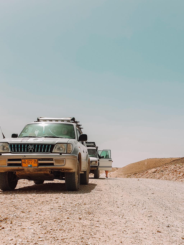 טיול ג'יפים במדבר - נגב ג'יפ