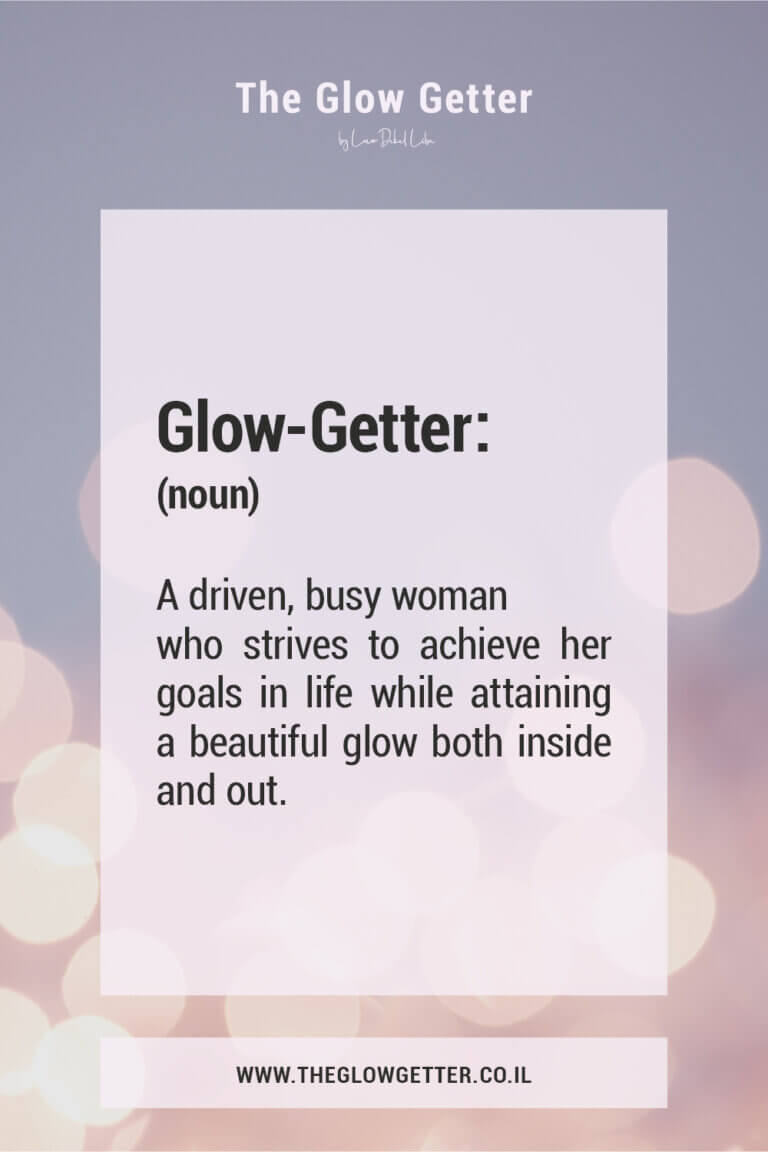 Glow-Getter definision
