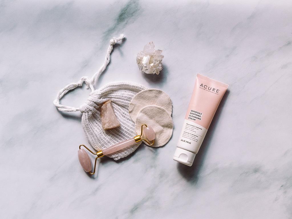 סבון פנים עדין בטוח בהריון והנקה